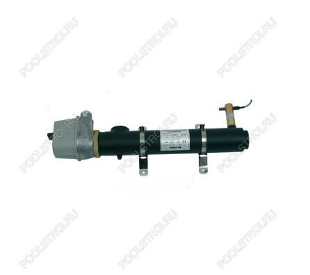 Купить Электронагреватель ( 9 кВт) с датчиком потока Pahlen (132511//13981409)  в Абакане | PoolStroi